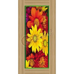 Truewood Hardwood Printed Premium Coated Door