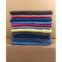 Colored Plain Hotel Towels