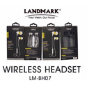 Landmark LM-BH07 Wireless Headset