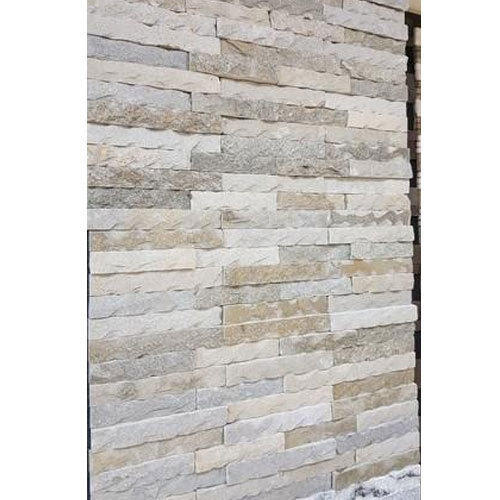 Natural Stone Exterior Wall Cladding 5 10 Mm Rs 165 Square Feet
