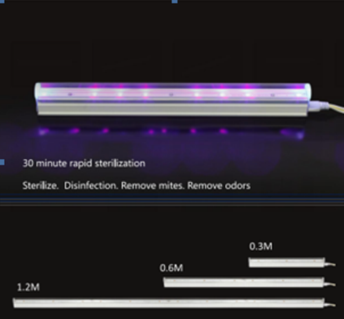 UVC LED Disinfection Handy Light