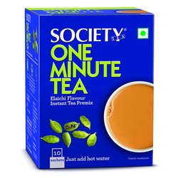 Society One Minute Tea Elaichi Flavor Instant Premix
