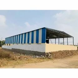 Warehouse Roofing Shed