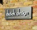 Architectural Sign Board
