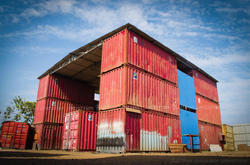 Container Shed