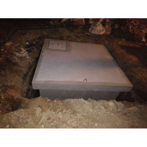 Rcc Underground Water Tank