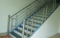 Stainless Steel 3 Midrail Model Handrail