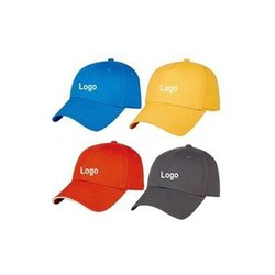 Printed Unisex Promotional Caps