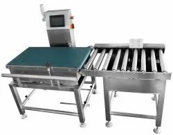 Weight Checker Conveyor & Pusher