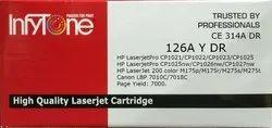 126A Y (CF 314A) Compatible Colour Drum Unit Toner Cartridge For HP Printers