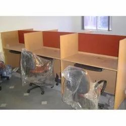 Office Workstation - 6 Seater
