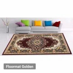Printed Rectangular Residential Designer Velvet Carpet, For Home, Size: Available In 5 X 7,7 X 9 Feet