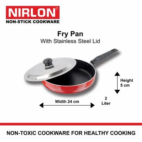 Nirlon Non Stick Cookware Set