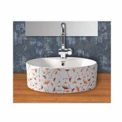 White Origio Table Top Wash Basin