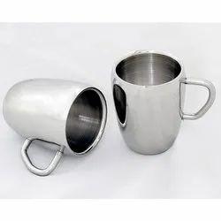 Arhanto Elegant Stainless Steel Tea Mug