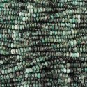 Natural Bumbleebee Jasper Faceted Polished Driled Beads