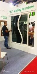 UPVC S Sliding Window