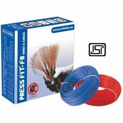 Press Fit ISI House Building Electric Wire