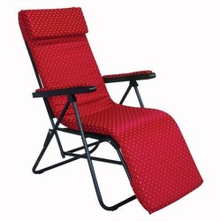 Recliner Easy Chair with Cushion P.U