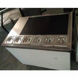 Cold Stone Ice Cream Making Machine