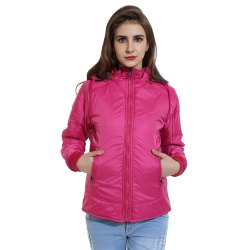 Full Sleeve Quilted Jacket Hooey Jackets