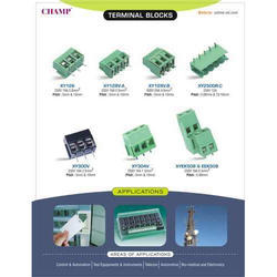 PCB Mount Terminal Blocks