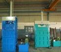 Corrugated Box Baling Press