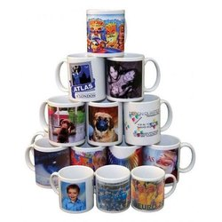 Personalized Mug Printing Services, in Pune, For gift promotion etc