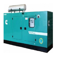 Cummins 62.5 kVA Silent Diesel Generator, Speed: 1500 RPM