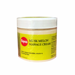 Musk Melon Massage Cream