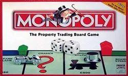 Monopoly Family Board Game (Multicolour)