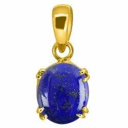 Lapis Lazuli Pendant Asthdhatu Gemstone