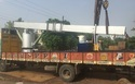 Hydraulic Manipulator arm for induction furnace
