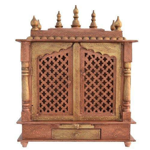 Wooden Temple लकड क म द र Amrita Foam Furniture