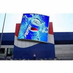 LED Factory P8 Outdoor Large Display Screen