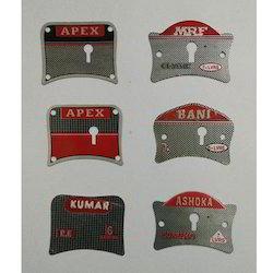 Aluminum Designer Plate