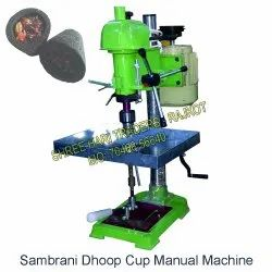 Sambrani Dhoop Cup Machine Manual Model