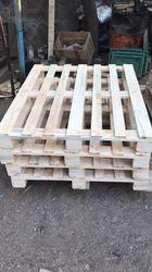 Chemically Treated Pallets