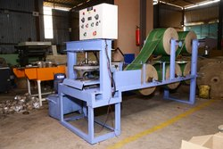 5 Roll- Automatic Hydraulic Paper Thali Making Machine