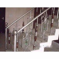 Bar Stair Railing