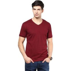 Cotton Half Sleeves T-Shirt