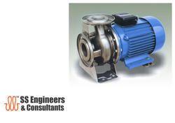 SS High Pressure Centrifugal Pump