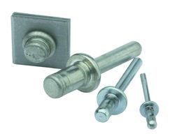 Blind Rivet Nuts (Inserts) Countersunk Head-Round Aluminium