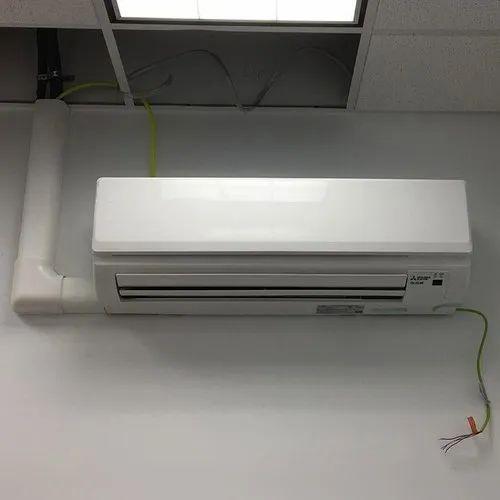 Split Ac Mitsubishi Split Air Conditioner, Capacity: 1 Ton