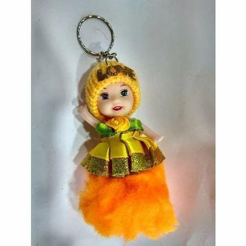 Toy Doll Keychain