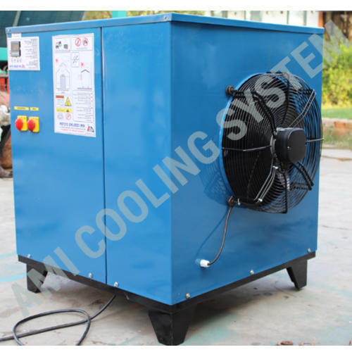 Rmc Water Chiller Plant