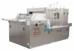 High Speed Linear Bottle Washing Machine
