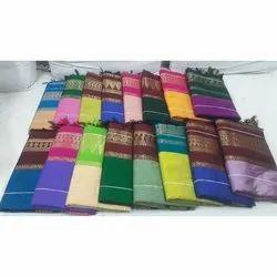Party Wear Ethnic Paithani Silk Saree, 5.5 m (separate blouse piece)