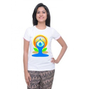 Yoga Day Personalized Custom T Shirt