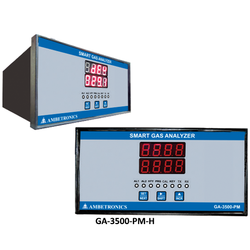 Panel Mount-H Smart Gas Analyzer